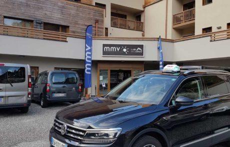 Richard Taxi Albertville Transport Tourisme Stations Ski Savoie